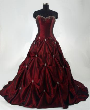 Image of 'Baroque' Formal Gown