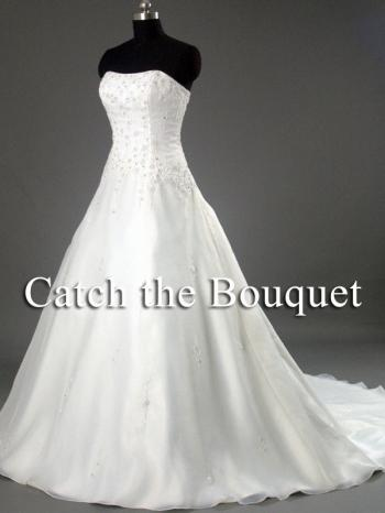 Image of 'Jordan' Wedding Gown